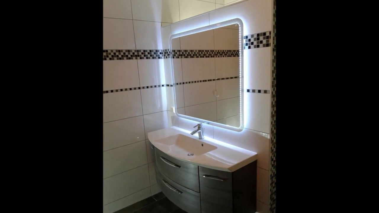 badrenovierung vorher nachher youtube. Black Bedroom Furniture Sets. Home Design Ideas