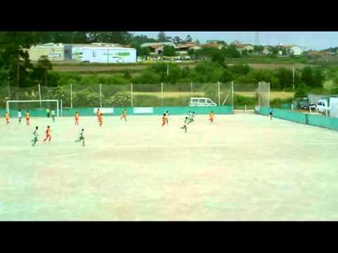Iniciados Raimonda vs Rio Tinto 2011 2012