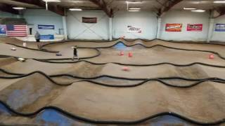 SCT 4wd Open B-Main / Indy RC World 12/28/16