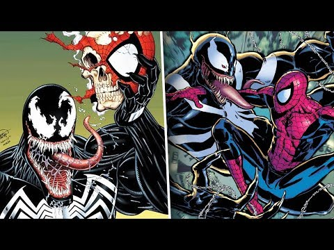 10 Worst Things Venom Has Ever Done To Spider-Man!