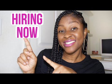 Companies Hiring Now work from home (Hot Job Leads)
