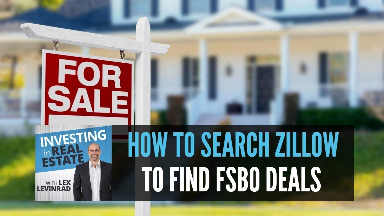 Wholesaling Real Estate How To Search Zillow To Find For Sale By Wholesaling Real Estate How To Search Zillow To Find For Sale By Owner Deals