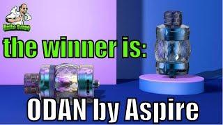 ODAN Tank by Aspire - ha vinto tutto !!! - UnikoSvapo Recensione 2019