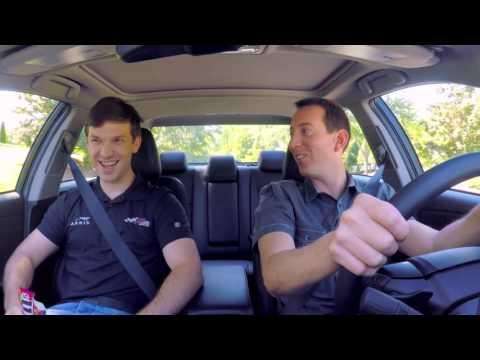 Riding with Kyle Busch – Daniel Suarez