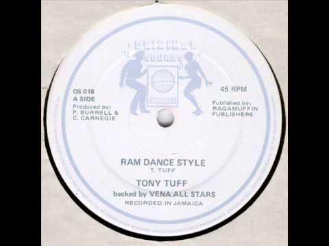 tony tuff ram dance style