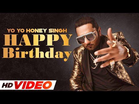 Birthday Wish | Yo Yo Honey Singh | Birthday Special | Latest Punjabi Songs 2021 | Speed Records