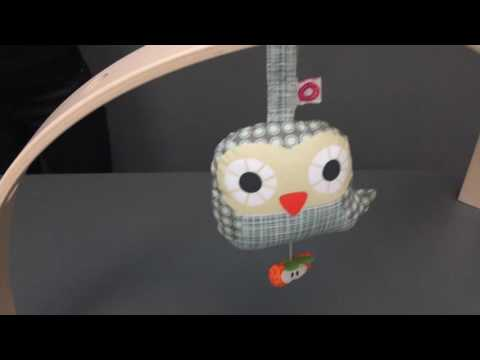 Else owl musical toy