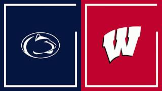 First Half Highlights: Wisconsin at Penn State | Big Ten Basketball