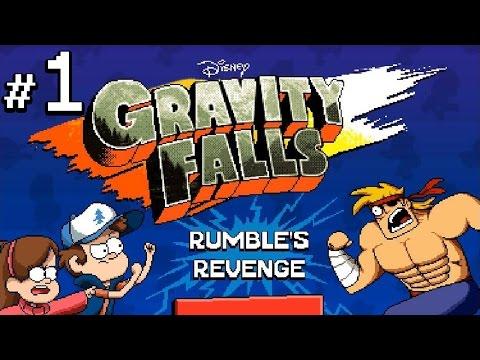 Диппер. Атака многодведя - Gravity Falls Rumbles Revenge - #1