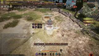 Black Desert pvp ninja VS wizard (OMG) part 2 / Chaos
