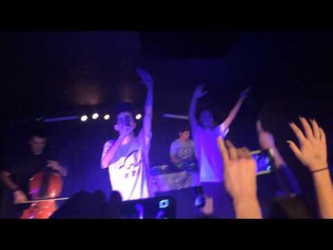 Bigflo & Oli - Gangsta LIVE @ La Péniche - Lille - 2014