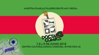 Docta Comics 4