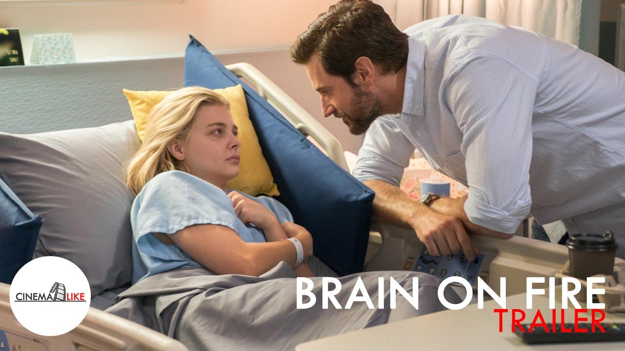 Brain On Fire Trailer Deutsch