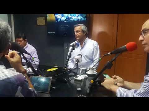 Entrevista en Radio Atalaya el desarrollo del Guayas y Guayaquil.