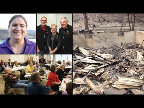 The Carlton Complex Fire: Partnering Together