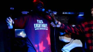 Mitchy Slick & Tha Wrongkind@Club Ivy /El Centro CA,