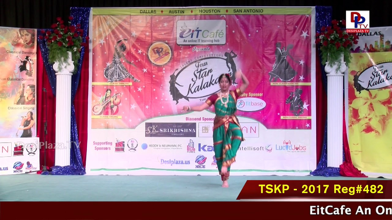 Finals Performance - Reg# TSK2017P482 - Texas Star Kalakaar 2017