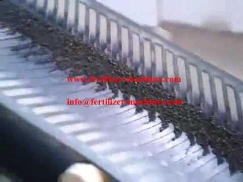 Bio organic Fertilizer Production Line, Organic Fertilizer  Plant  Manufacturer