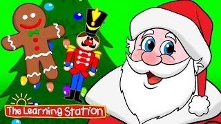 Christmas Around the World ♫  Christmas Kids Songs by The Learning Station