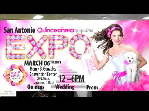 San Antonio Austin Quinceaneras Vs Bridal Prom Expo March Final Mp4