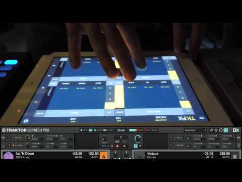 TKFX - Traktor Dj Controller for iOS and Android | Imaginando