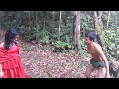"""""""O Guarani"""" - Encontro de Peri e Cecilia"""