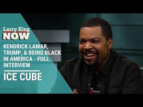 Ice Cube on Kendrick, Trump, & Being Black in America