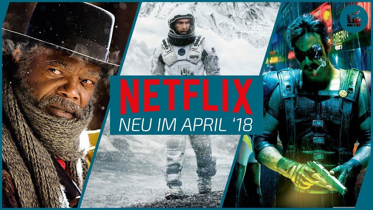 Neu Auf Netflix Im April 2018 Film Serien Tipps Youtube