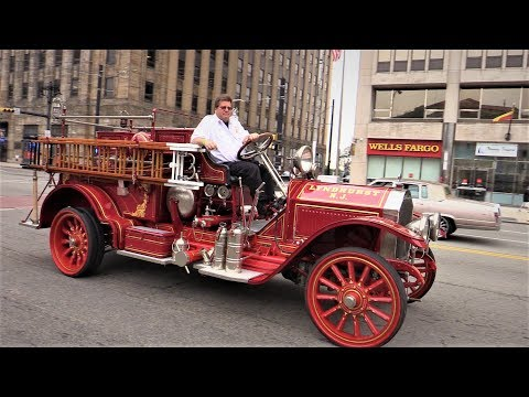 Newark Fire Dept Historical Association 50th Anniversary Fire Apparatus Muster Parade June 4th 2017