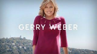 GERRY WEBER AUTUMN/WINTER 2017 präsentiert von Eva Herzigova