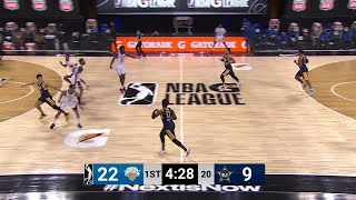Mike Scott with 23 Points vs. Westchester Knicks