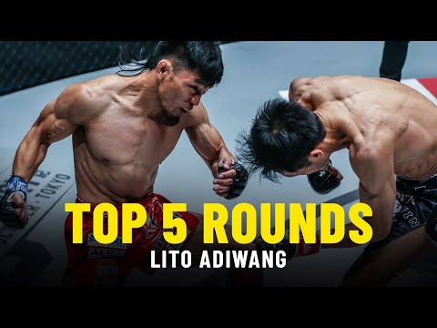 Lito Adiwang's 5 Best Rounds | ONE Highlights