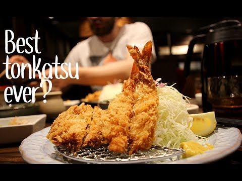 Best tonkatsu ever? | Yamagata - Kumamoto | Japan vlog