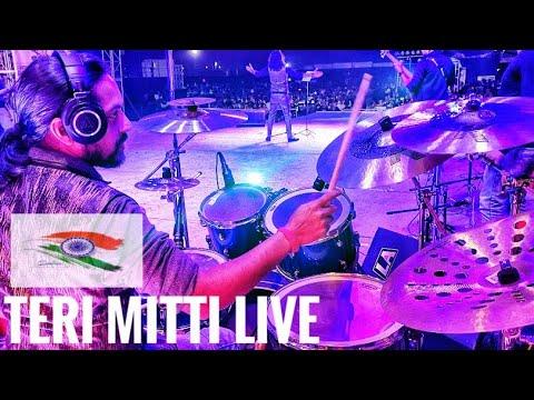 Teri Mitti | Kesari | B Praak Live | Drumming By Ramakrishna | Arko | Akshay Kumar | B Praak