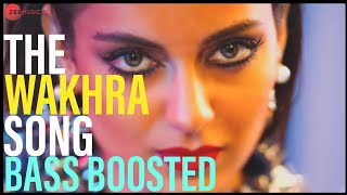 The wakhra song bass boosted|judgemental hai kya songs|The Wakhra Full song|The Wakhra swag|MobiPie