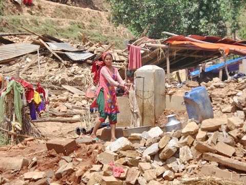 The Nepal Trust - Sindhupalchowk Earthquake 2015
