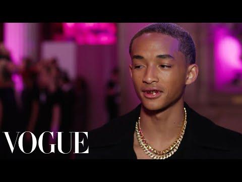 Jaden Smith on His Dracula-Inspired Met Gala Look | Vogue