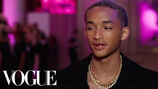 Jaden Smith on His Dracula-Inspired Met Gala Look | Met Gala 2017