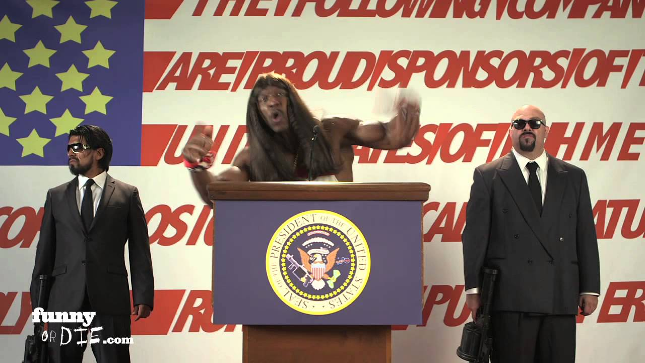 idiocracy presidential speech