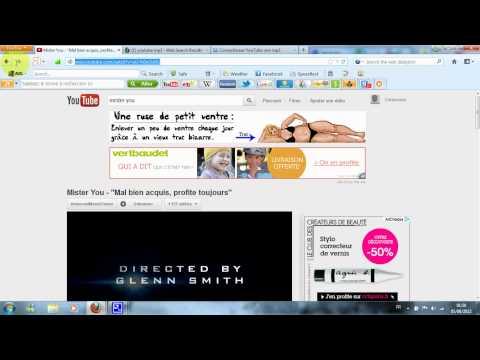 telecharger une musique sur youtube