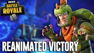 Reanimated Victory! - Fortnite Battle Royale Gameplay - Ninja thumbnail