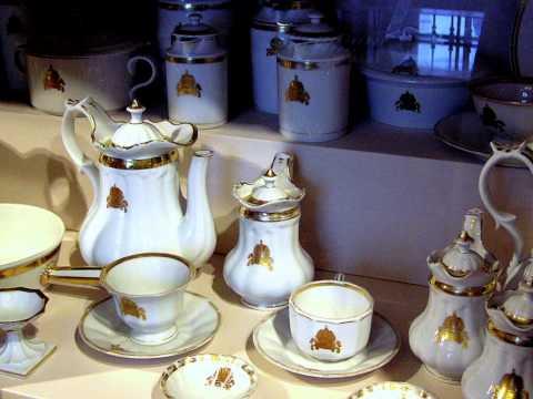 Vienna Hofburg Porcelain