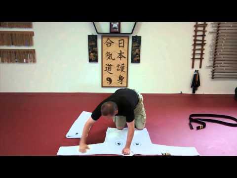 How to fold your gi  the Nihon Goshin Aikido way