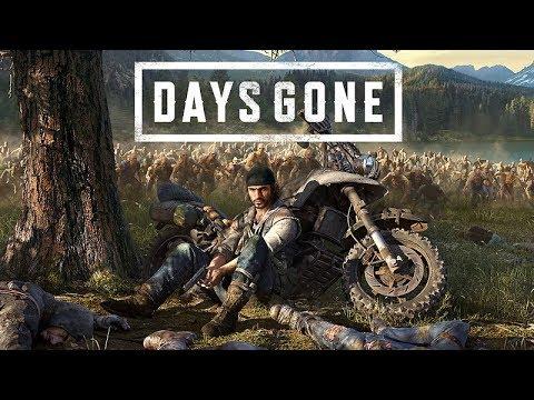 DAYS GONE All