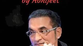 Abhijeet tribute song khilte hai gul yaha
