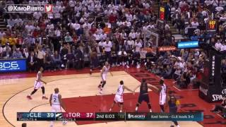 Cleveland Cavaliers vs Toronto Raptors   Game 4   Full Game Highlights   May 7, 2017   NBA Playoffs