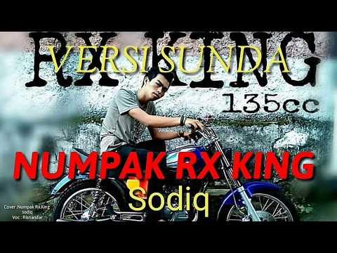 Numpak Rx-king Versi Sunda Lucu#rxkingsaalamdunya         #bandung #cibiru #jawabarat #music #yamaha