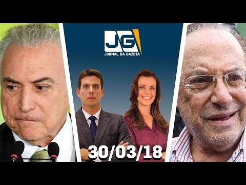 Jornal da Gazeta - 30/03/2018