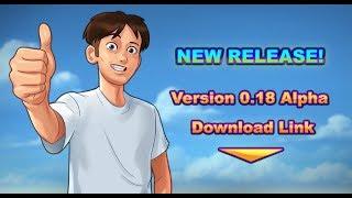 Summertime Saga V0.18.0 Updated!