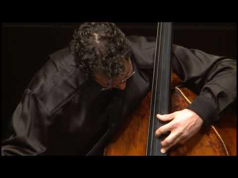 Edicson Ruiz plays J.S. Bach, Cello Suite Nr. 1